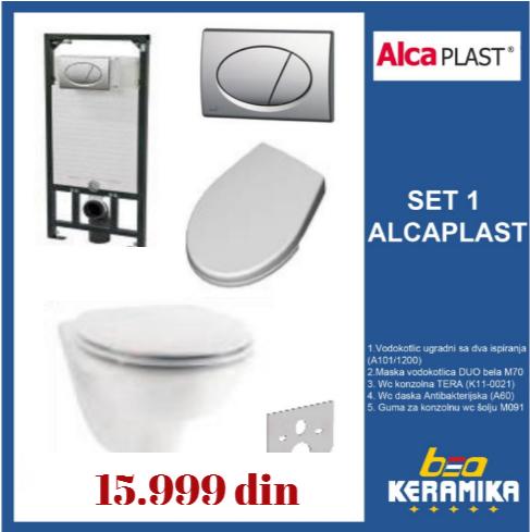 ALCA PLAST 5/1